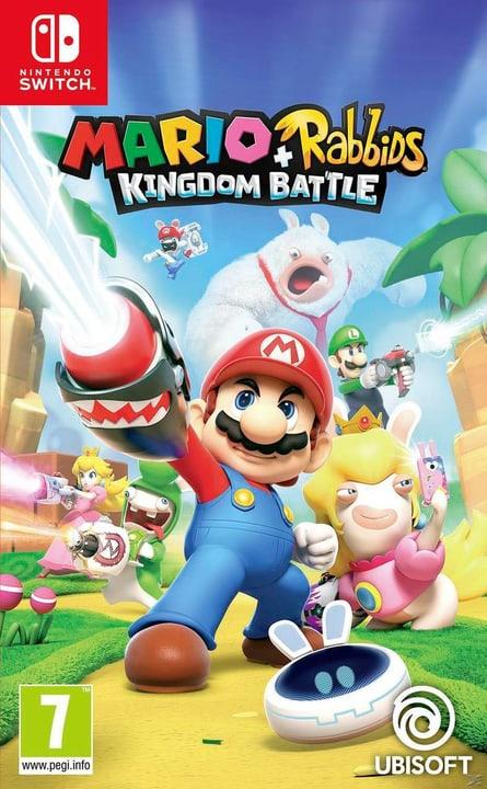NSW - Mario & Rabbids Kingdom Battle Fisico (Box) 785300122688 N. figura 1