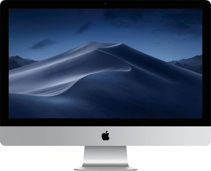 "CTO iMac 27"" 3.6GHz i9 16GB 2 TB Fusion Radeon Pro 580X MagKB Apple 798489800000 Photo no. 1"