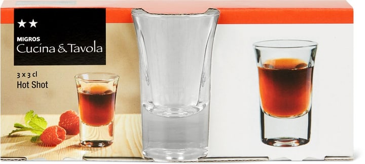 CLASSICO Hot Shot Cucina & Tavola 701118200000 Photo no. 1