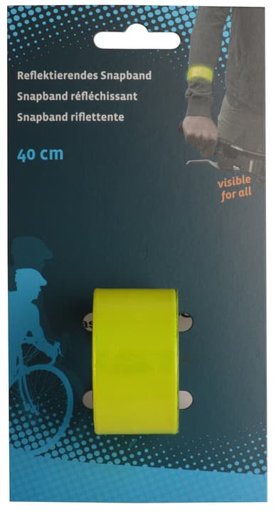 Reflektierendes Snapband 40 cm Scotch 470259200000 Bild-Nr. 1