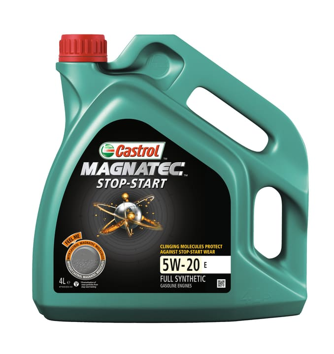 Magnatec Stop-Start 5W-20 E 4L Castrol 620267100000 Bild Nr. 1