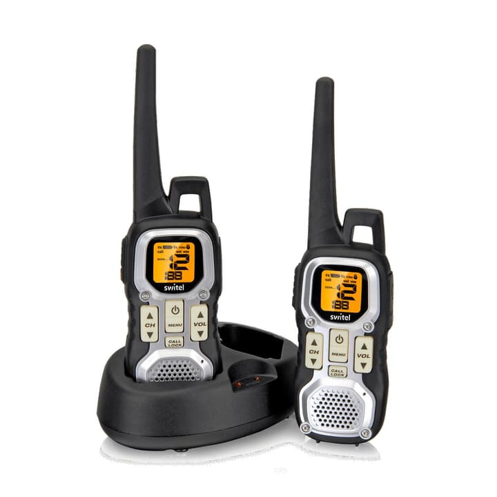WTF8000CC Walkie-Talkie Switel 785300126781 Photo no. 1