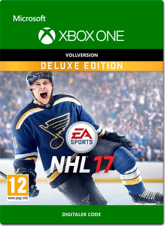 Xbox One - NHL 17: Deluxe Edition Download (ESD) 785300137368 Photo no. 1