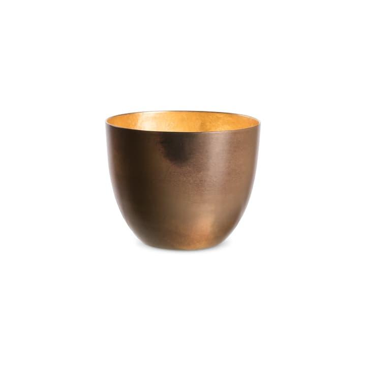 NIRVANA Portacandele scaldavivande 396116300000 Dimensioni A: 8.5 cm Colore Color oro N. figura 1