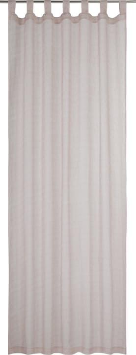 MALENA Tenda da giorno preconfezionata 430280821838 Colore Rosa Dimensioni L: 150.0 cm x A: 260.0 cm N. figura 1