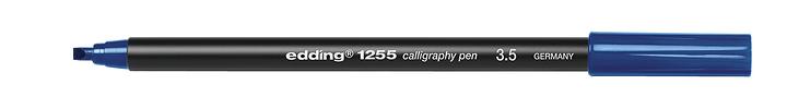 edding marcatore 1255 Edding 665510000080 Colore Blu acciaio Contenuto Durchmesser 3.5 N. figura 1