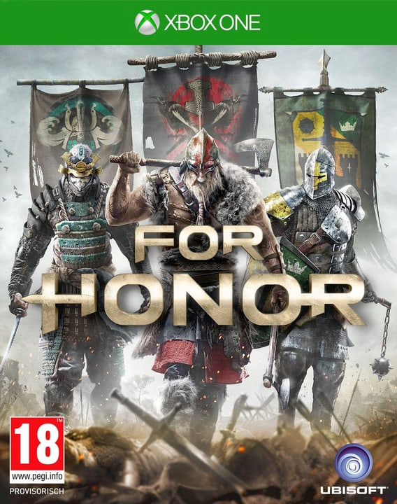 Xbox One - For Honor Box 785300121527 N. figura 1