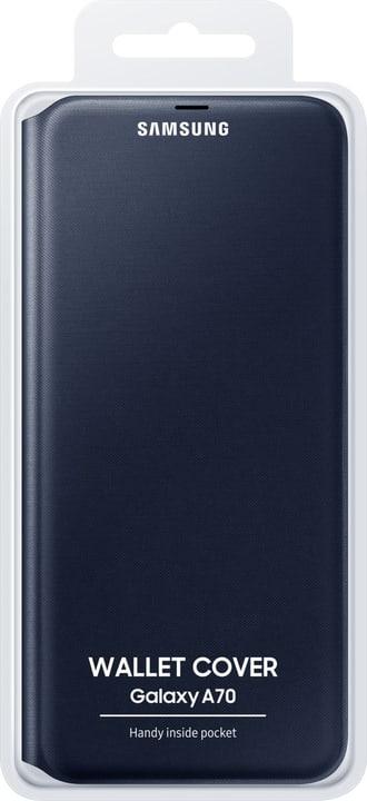 Wallet Cover A70 noir Coque Samsung 785300144025 Photo no. 1