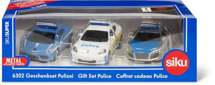 Siku Geschenkset Polizei 746224700000 N. figura 1