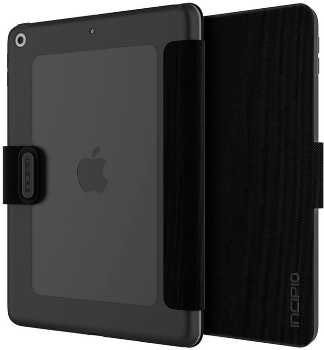 "Clarion Folio Case for Apple iPad 9.7"" black Incipio 785300137121 N. figura 1"