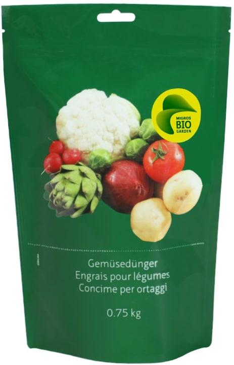 Gemüsedünger, 750 g Migros-Bio Garden 658228300000 Bild Nr. 1