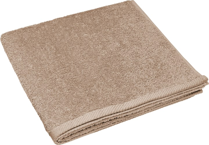 LUIS Asciugamano da bagno 450877300488 Colore Talpa Dimensioni L: 70.0 cm x A: 140.0 cm N. figura 1