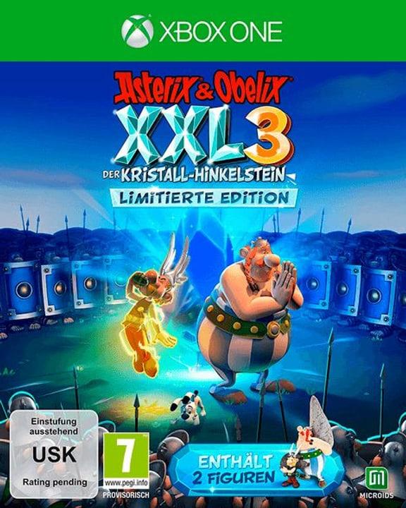 Xbox One - Asterix & Obelix XXL 3: Der Kristall-Hinkelstein - Limitierte Edition Box 785300148919 Bild Nr. 1