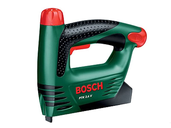 BOSCH AGRAFEUSE SANS FIL PTK 3.6 V Bosch 61661410000006 Photo n°. 1