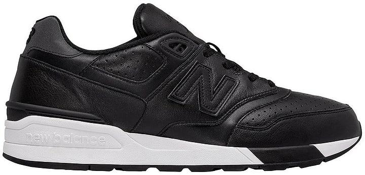 ML597 Chaussures de loisirs pour homme New Balance 462036440520 Couleur noir Taille 40.5 Photo no. 1