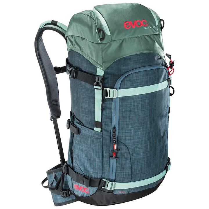 Patrol Team Backpack zaino tecnico Evoc 460237700061 Colore verde chiaro Taglie Misura unitaria N. figura 1
