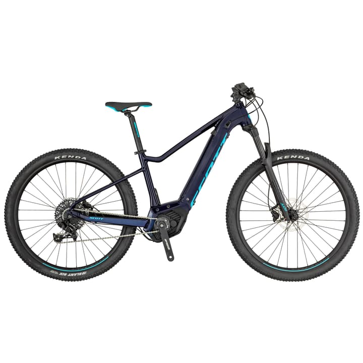 "Contessa Aspect eRide 20 27.5"" E-Mountainbike Scott 463349700349 Rahmengrösse S Farbe dunkelviolett Bild Nr. 1"