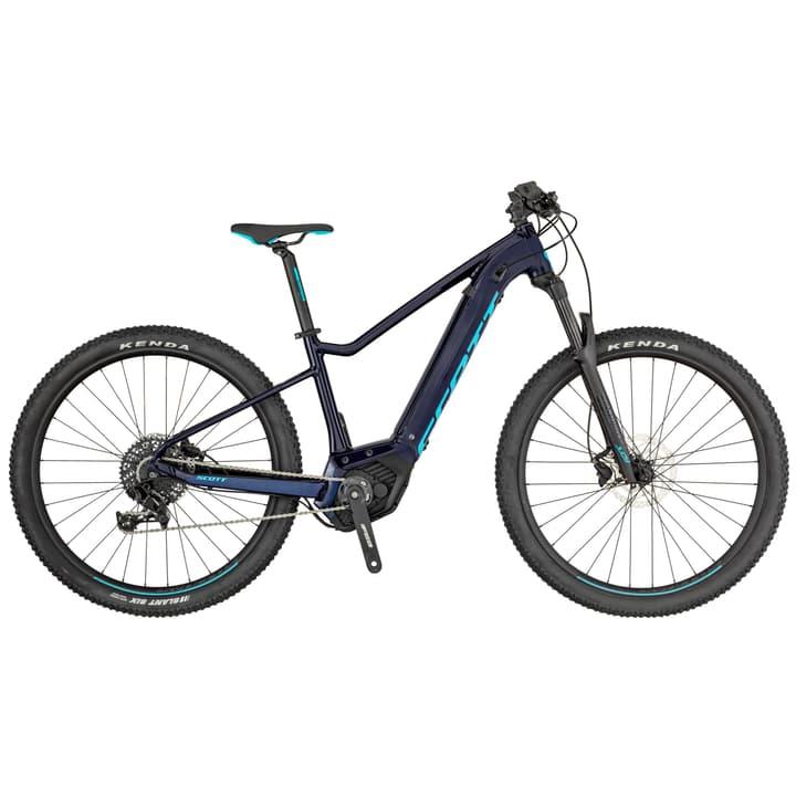 "Contessa Aspect eRide 20 29"" E-Mountainbike Scott 463349700449 Rahmengrösse M Farbe dunkelviolett Bild Nr. 1"