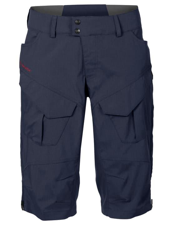 Men's Garbanzo Pro Shorts Short pour homme Vaude 461325900343 Couleur bleu marine Taille S Photo no. 1