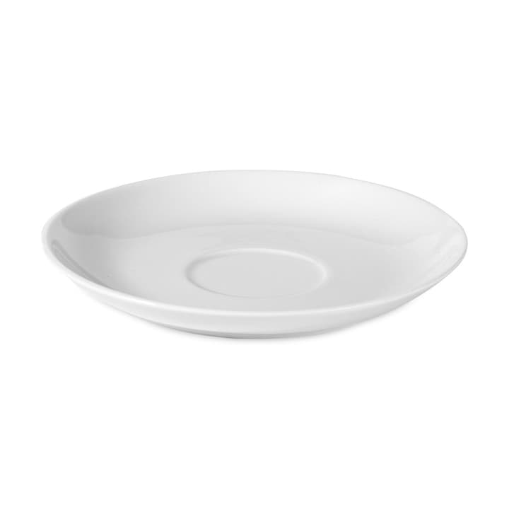 ARONDA/BIANCA Piattino per tazza da caffè KAHLA 393003840780 Colore Bianco Dimensioni L: 15.0 cm x P: 15.0 cm N. figura 1