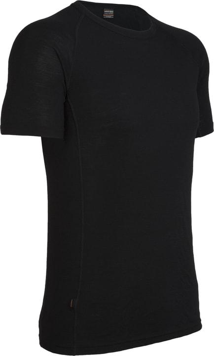 Everyday Crewe Maillot à manches courtes pour homme Icebreaker 477032300320 Couleur noir Taille S Photo no. 1