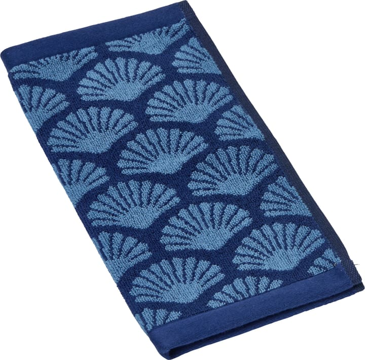 SIERRA Waschlappen 450870420140 Farbe Blau Grösse B: 30.0 cm x H: 30.0 cm Bild Nr. 1