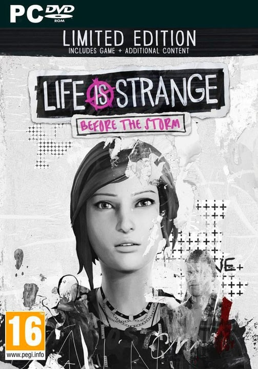 PC - Life is Strange Before the Storm Limited Edition (F) Physique (Box) 785300132479 Photo no. 1