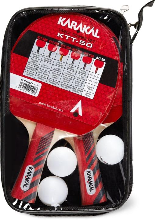 KARAKAL Ping Pong Set mit 3 Bällen 748915400000 Bild Nr. 1