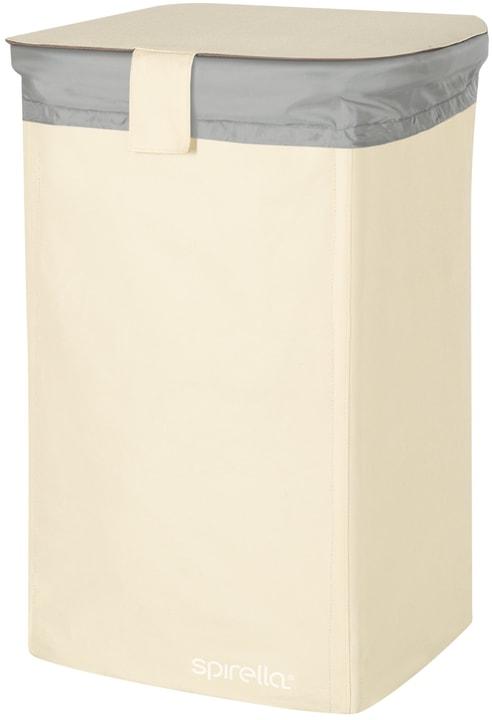 Wäschekorb Classic-L spirella 675034900000 Farbe Weiss Bild Nr. 1