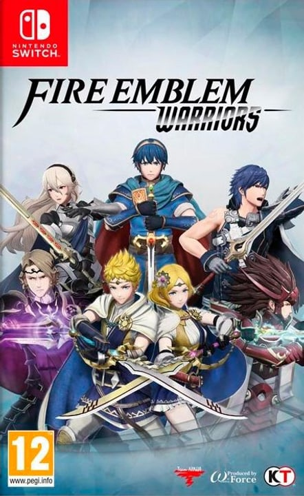 Switch - Fire Emblem Warriors Box 785300129950 Photo no. 1