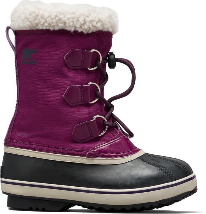 Yoot Pac Nylon Bottes d'hiver pour enfant Sorel 495155334017 Couleur framboise Taille 34 Photo no. 1