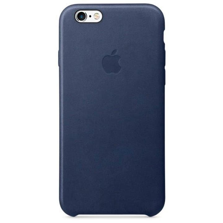 cuir bleu iPhone 6s nuit Custodia Apple 785300126306 N. figura 1