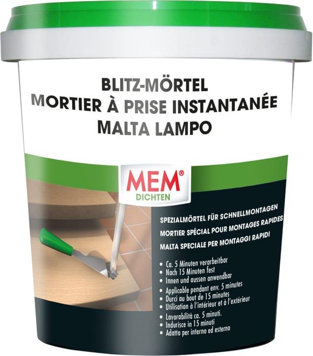 Blitz-Mörtel, 1 kg Mem 676045200000 Bild Nr. 1