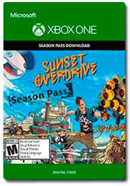 Xbox One - Sunset Overdrive Season Pass 785300135423 Photo no. 1