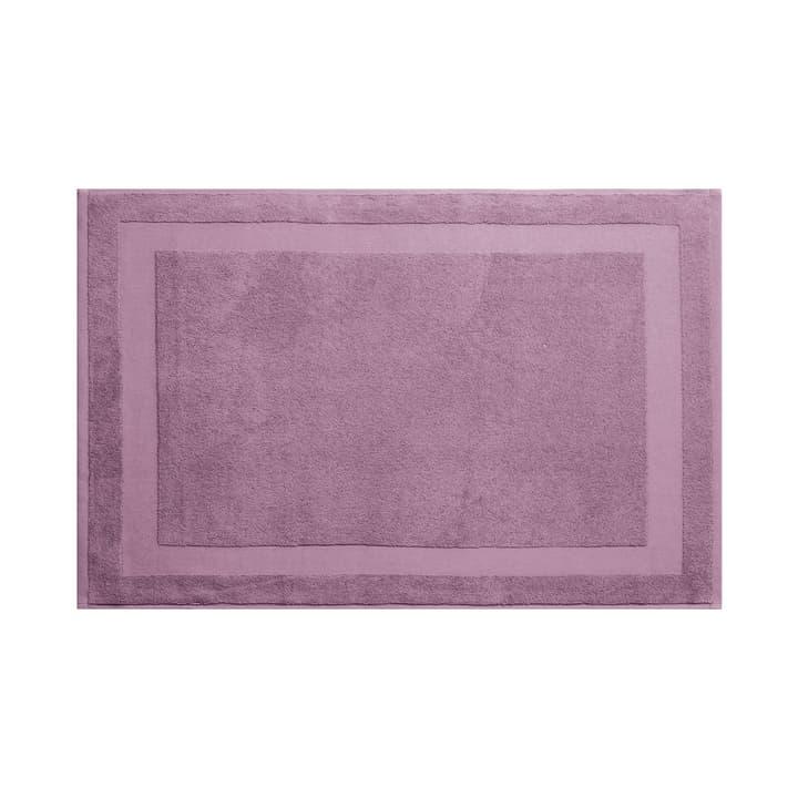 ROYAL Badteppich 60x90cm 374138320945 Grösse B: 60.0 cm x T: 90.0 cm Farbe Hellviolett Bild Nr. 1