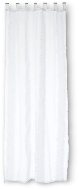 NADINE Tenda da giorno preconfezionata 430267821810 Colore Bianco Dimensioni L: 150.0 cm x A: 260.0 cm N. figura 1