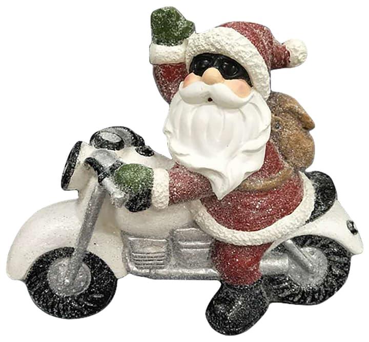 Babbo Natale in moto Do it + Garden 657109700000 N. figura 1