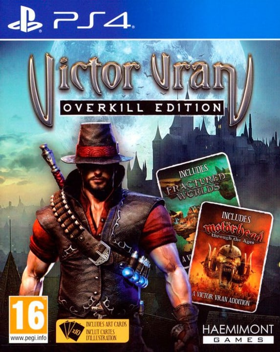 PS4 - Victor Vran Overkill Edition Box 785300122342 Photo no. 1