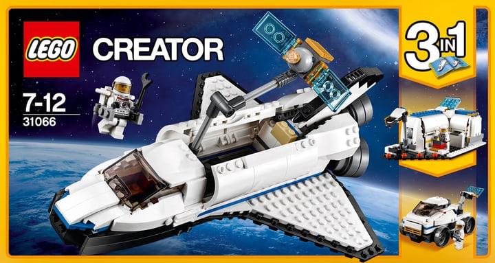 LEGO Creator Esploratore spaziale 31066 748844000000 N. figura 1