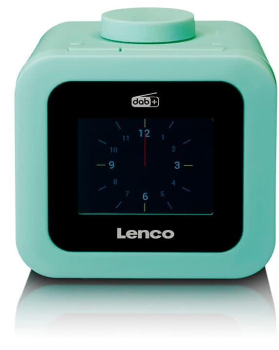 CR-620 - Vert Radio réveil Lenco 785300151925 Photo no. 1
