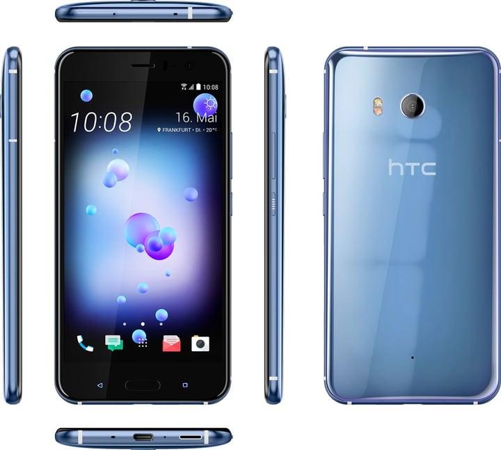 U 11 argento Dual Sim Smartphone Htc 785300128410 N. figura 1