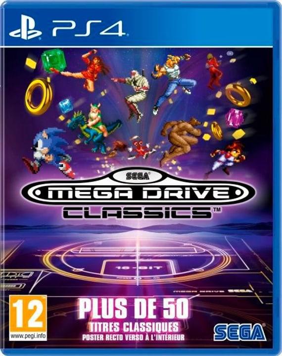 PS4 - SEGA Mega Drive Classics (F) Box 785300134877 Bild Nr. 1