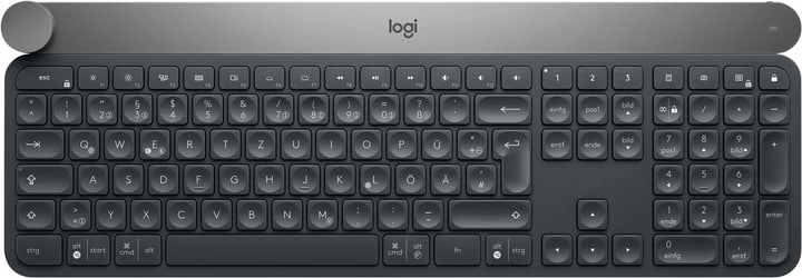 Craft Advanced Keyboard CH-Layout Kreativ-Tastatur Logitech 785300131243 Bild Nr. 1