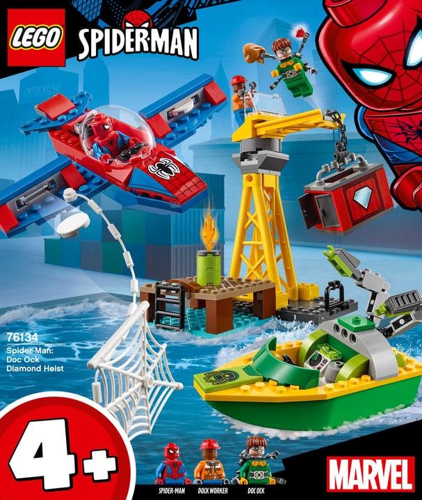 LEGO Marvel 76134 Rapina di diamanti 748714700000 N. figura 1