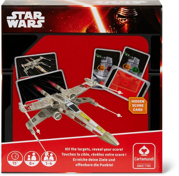 Star Wars - Révéle les missions secrétes (FSC®) Disney 747437700000 Photo no. 1
