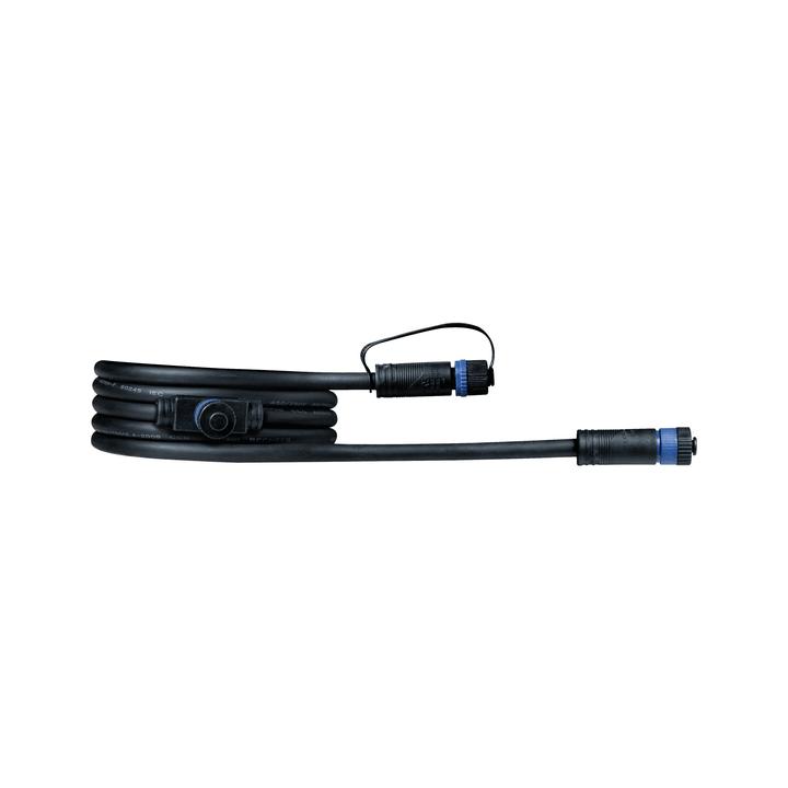 Plug&Shine Connector 2M 2-OUT Paulmann 613096000000 Bild Nr. 1