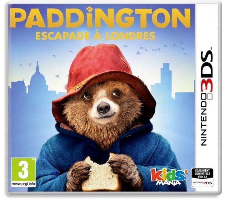 3DS - Paddington Escapade à Londres 785300119798