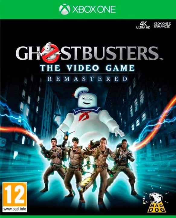 Xbox One - Ghostbusters : The Video Game Remastered F Box 785300146881 Photo no. 1