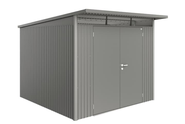 Gerätehaus AvantGarde XL, Doppeltüre Biohort 647237700000 Farbe Quarzgrau-Metallic Bild Nr. 1