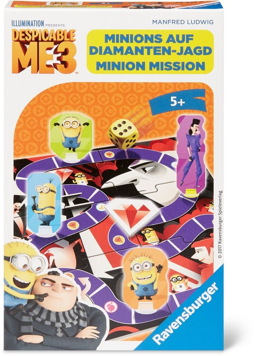 DM3 Minion Mission 747435600000 Photo no. 1